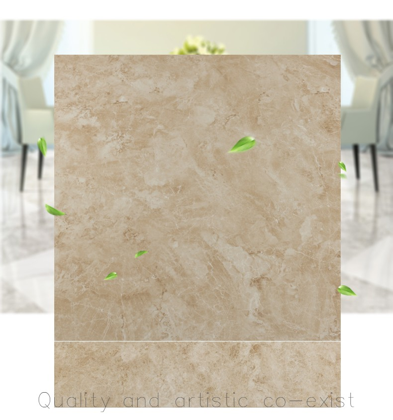 Foshan interior C Butch Lo floor tiles, 800x800 marble look glaze floor tile