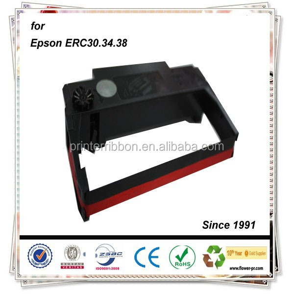 ERC30 ERC34 ERC38 With Two Colors For POS Machine Ribbon TMU200/300
