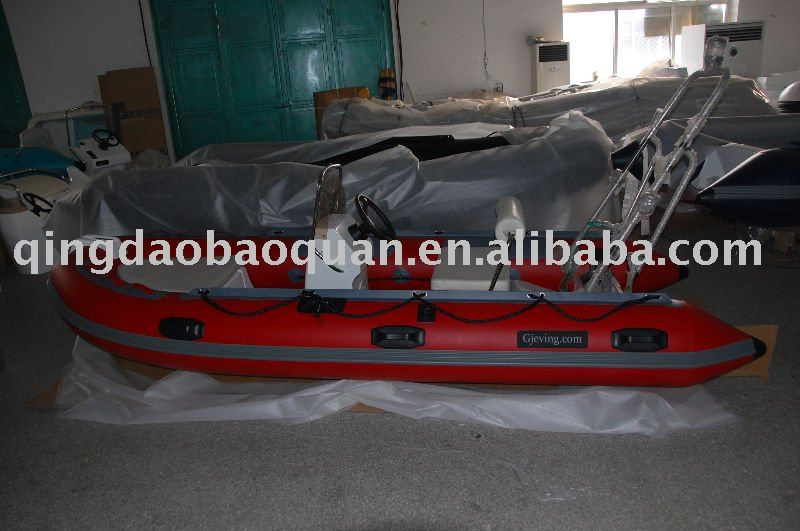 Inflatable boat/PVC yacht/boat tender