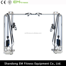 Commercial adjustable cable crossover Machine / Exercise Sports Fitness Equipment Commercail