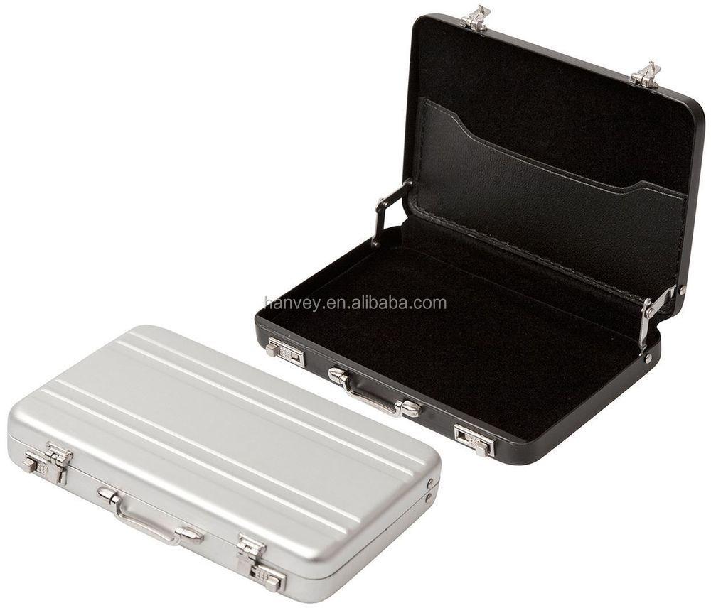 Briefcase Shape Unique Business Card Holders For Desk - Buy ...