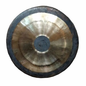 Chinese Antique Metal gong from Tongxiang Gongs