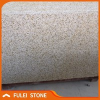 Polished cheap chinese esert sand granite rusty yellow g682 granite