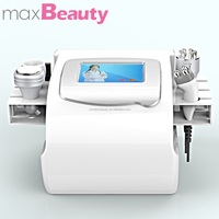 5in1 newest 5MHZ RF and Vacuum Cavitation beauty salon slimming machine for weight loss