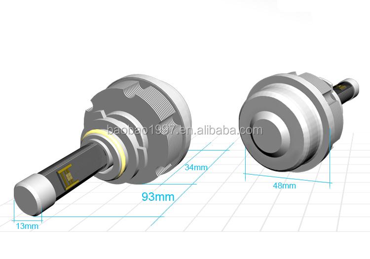 Wholesale Led auto lamp supplier 2015 Canbus Led headlight kits ...