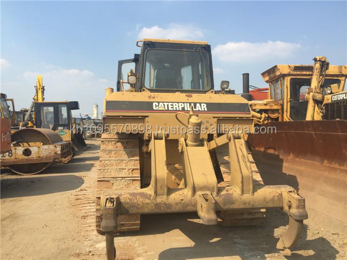 Cat D6r Used Dozer For Sale In Shanghai China,Cat D3,D4,D5,D6,D7,D8,D9  Dozers For Sale - Buy Used Cat D6r Dozer,Caterpillar D6 Dozer For Sale In