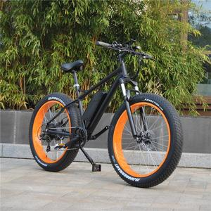 Newest Hammer 26inch 500W fat tire electronic motor sand bike for export sales