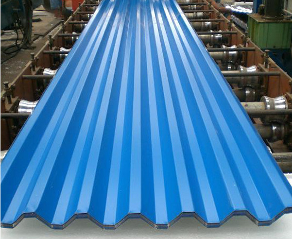 New Products Galvanized Corrugated Steel Sheet Steel