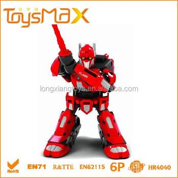 Newly Design Radio Control Singles Fighting Robot Rc Robot Toy ...