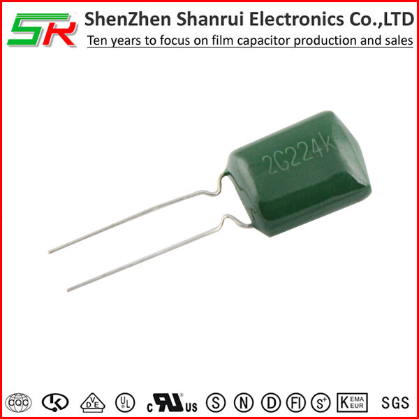 Long time Electronic capacitors for energy saving lamp Lovely type PEI