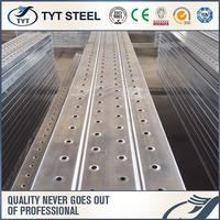 structure catwalk steel plank for building