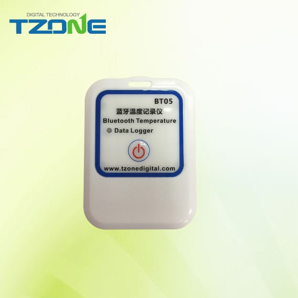 TZONE Temperature Bluetooth Transmitter for data logging and recording