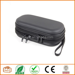Chiqun Dongguan Black EVA Double Compartment hard Carry Case for PSP