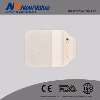 Non-woven/Pu Film/Fabric Wound Plaster Dressing