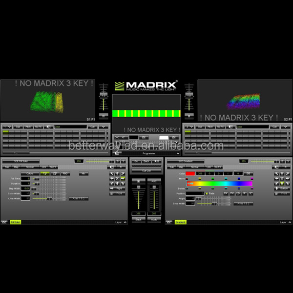 Madrix Software 256universe,Dmx Artnet Controller Or Dvi,Compatible  Madrix.madrix Led Tube Meteor Lighting.   Buy Madrix Led Lighting Control  Software ...