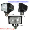 6.3'' 24V 35W/55W machine HID Work Light searching lamp CE Emark