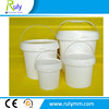 (0.25, 0.5 and 1.5 Gallon) Small Plastic Water Pail / plastic buckets/plastic container