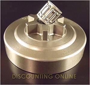 (USA Warehouse) CLUTCH DRUM SPROCKET FITS ECHO CS300 CS301 CS340 CS341 CS346 CS345 CS3000 CS3350 -/PT# HF983-1754386145