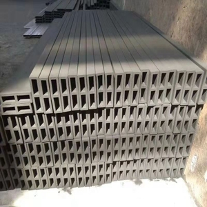 Refractory Reaction sintering silicon carbide SIC plate and beam