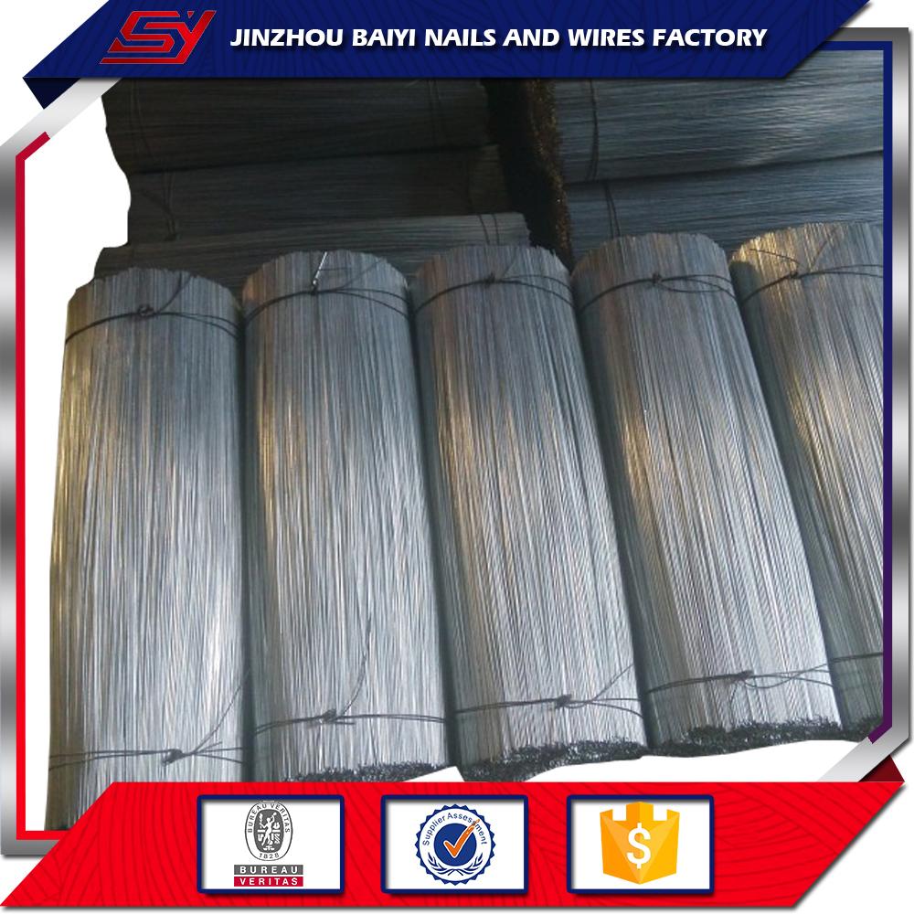 Chinese Supplier Precut Galvanized Metal Iron Wire Cut Wire
