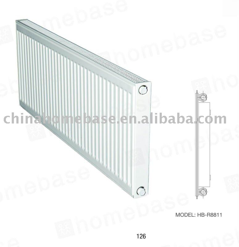 Promotional trade assurance new design steel panel radiator for heating