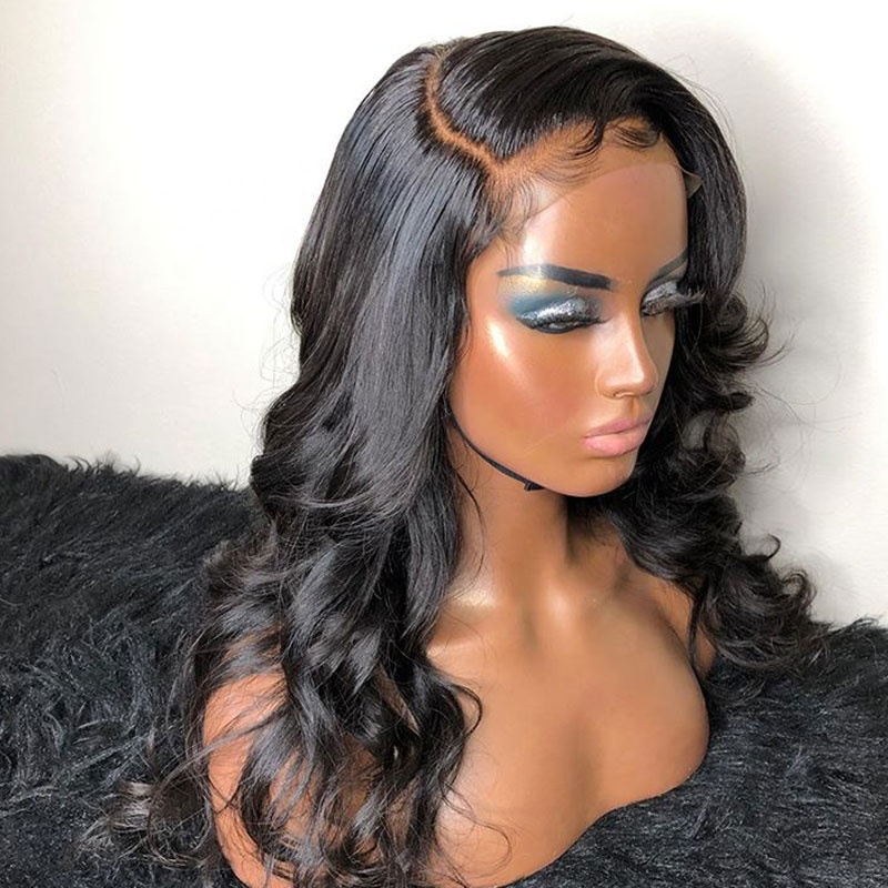 free shipping human hair lace front wig, human hair full lace wig brazilian hair wigs for black women,lace front wig human hair
