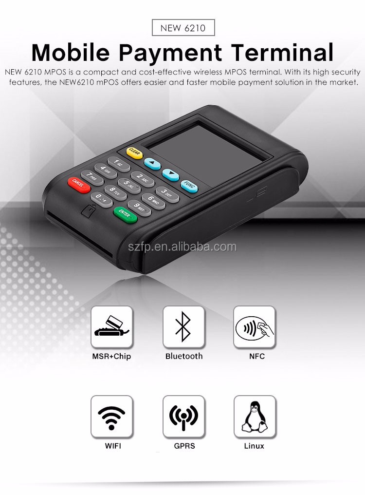 Mobile Bluetooth Magnetic Stripe Card Reader With Ic Smart Card Reader And  A Simple Mobile Payment System - Buy Pos Card Swipe Machine,Smart Card