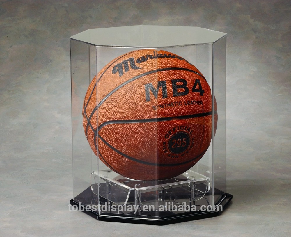Hot sale custom acrylic ball box, golf ball sleeve box