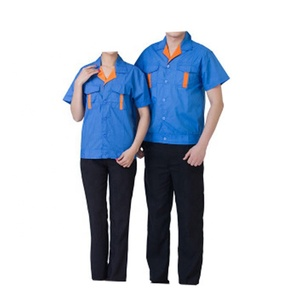 Cotton/Polyester Workers Work Uniform