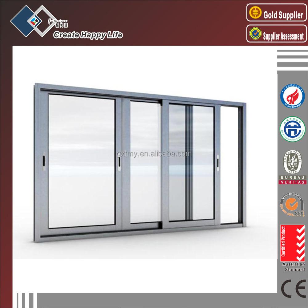 Delightful Kitchen Sliding Window Aluminium And Aluminum Frame Glass Windows U0026 Office  Sliding Glass Window