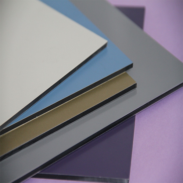 excellent acm a2 fire proof exterior&interior aluminum composite panel building decorative material