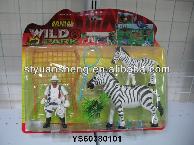Wild Jungle play set bring you another adventure world! Jungle adventure
