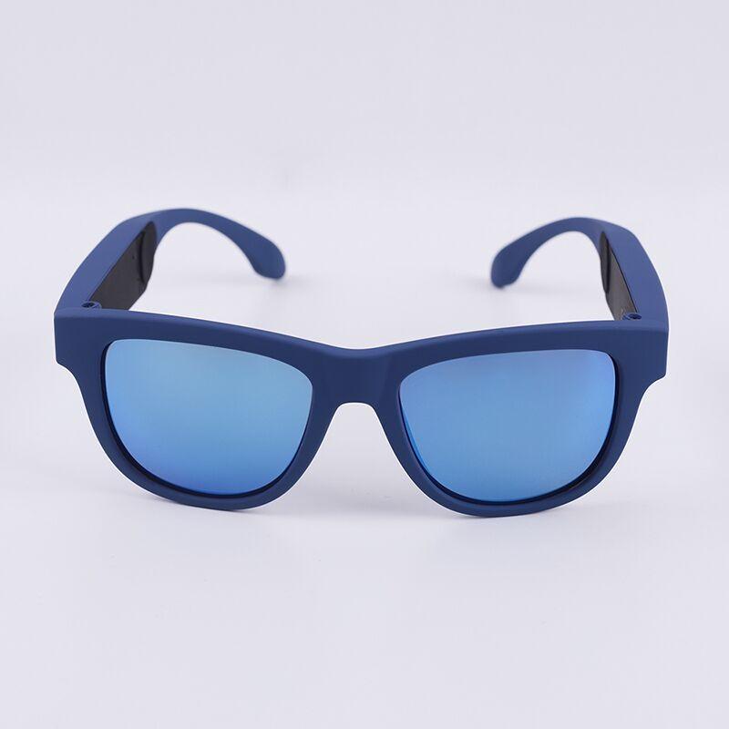 111addacc388c ... pour Conduction osseuse enregistrement stéréo caméra Bluetooth lunettes  2017 nouveau casque sans fil musique écouteur Bluetooth lunettes de soleil