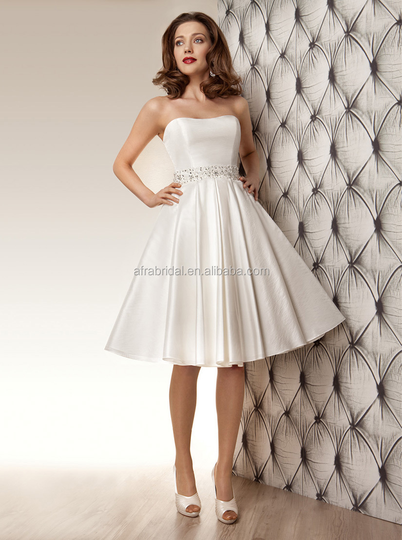 Wholesale SD1184 strapless taffeta wedding dresses kleinfeld sexy ...