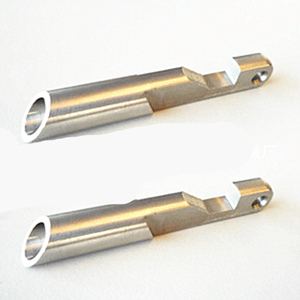 VMT machined knurled hardened stainless steel cnc precision parts