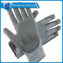 High adhesive force Styrene-acrylic polymer emulsion for Level 5 against the cut gloves