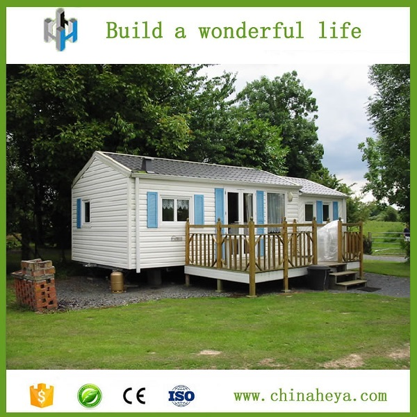 Integrated container siding housing case prefabricate
