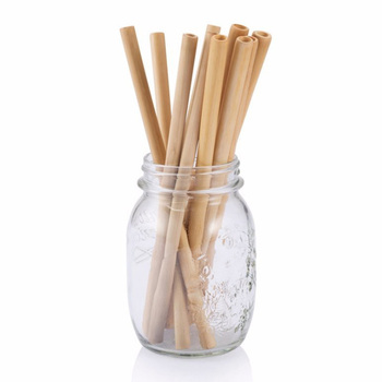 Eco friendly bamboo straw biodegradable reusable bamboo straws Compostable