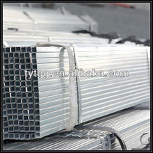 q235 mild square galvanized structural steel hollow section properties