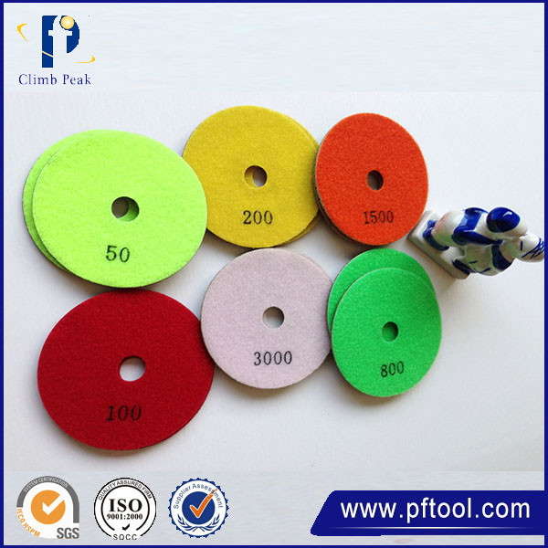 wholesale in china Electroplated Diamond Polishing Pads
