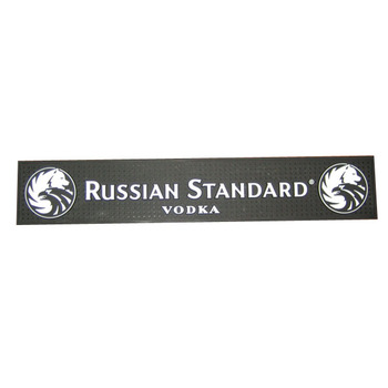Russian Standard Rubber Bar Beer Drip Mat
