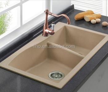 Foshan Kitchen Vanity Artificial Stone Sink Manufacturers