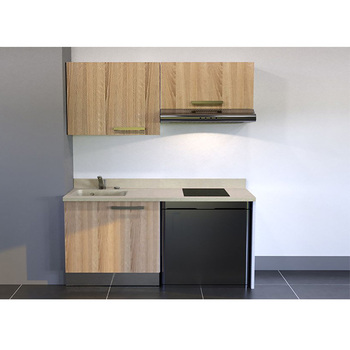 Contemporary Compact Kitchen Kitchenette
