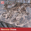 Newstar dark brown marble