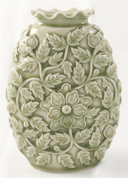 Celadon Vase Buy Thai Ceramics Product On Alibaba