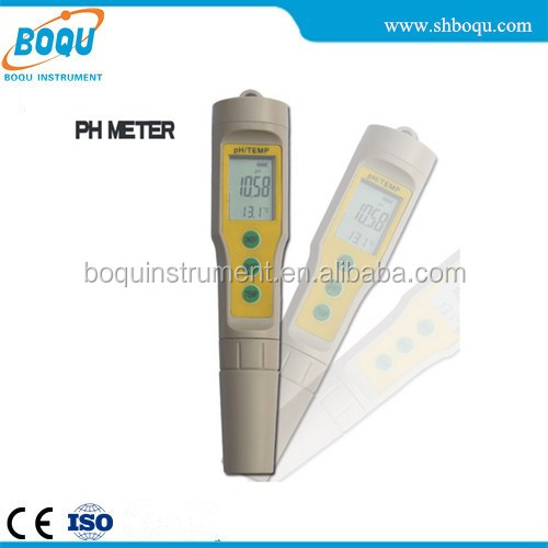 PH-3 Pen type pH/Temp Meter IP57 wateproof pH tester blood ph meter