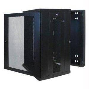 Get Quotations Tripp Lite 18u Wall Mount Rack Enclosure Cabinet Hinged Wallmount By