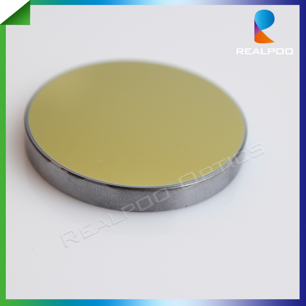 High reflectivity Diameter 25mm thickness 3mm Silicon laser lens and mirror for laser cutting