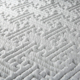 Jacquard Upholstery Technical Polyester Mattress Fabric