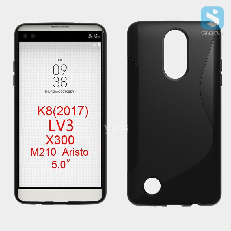 uk availability d50dd 09703 Case For Lg K8 2017,New S Line Soft Tpu Back Cover Case For Lg K8 2017 -  Buy Tpu Case For Lg K8 Product on Alibaba.com